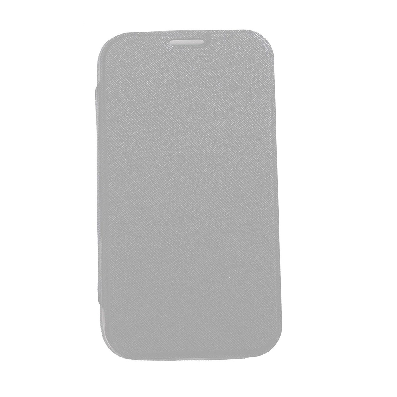 sports shoes 6584d c05e5 Flip Cover for Karbonn K9 Smart Selfie - White