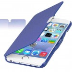 Flip Cover for Apple iPhone 6s Plus - Blue