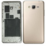 Full Body Housing For Samsung Galaxy Grand Prime 4g Gold - Maxbhi.com