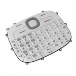 Keypad for Alcatel OT-810 - White