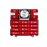Keypad For Sony Ericsson K610i Red - Maxbhi Com