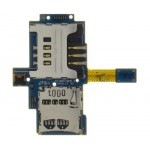 MMC + Sim Connector for Samsung I9070 Galaxy S Advance