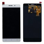 Lcd With Touch Screen For Gionee Marathon M4 White By - Maxbhi Com