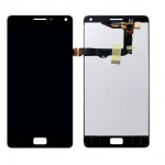 Lcd With Touch Screen For Lenovo Vibe P1 Black By - Maxbhi Com