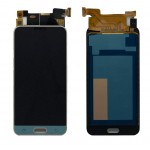 Lcd With Touch Screen For Samsung Galaxy J3 2016 Gold By - Maxbhi Com