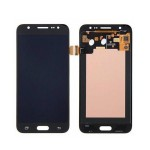Lcd With Touch Screen For Samsung Galaxy J5 2016 Black By - Maxbhi Com