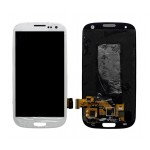 Lcd With Touch Screen For Samsung I9300 Galaxy S Iii White By - Maxbhi Com