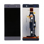 Lcd With Touch Screen For Sony Xperia Xa Dual Black By - Maxbhi Com