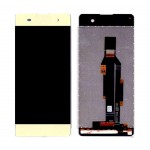 Lcd With Touch Screen For Sony Xperia Xa Dual Gold By - Maxbhi Com