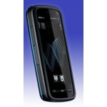 LCD with Touch Screen for Nokia 5802 Xpress Music - Red
