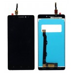 Lcd With Touch Screen For Lenovo A7000 White By - Maxbhi Com