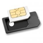Sim Adapter For Samsung Galaxy S3 i9300 Micro Sim to Regular Sim