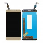 Lcd With Touch Screen For Lenovo Vibe K5 Gold By - Maxbhi Com