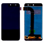 Lcd With Touch Screen For Micromax Canvas Nitro 4g E455 White By - Maxbhi Com