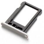 SIM Card Holder Tray for Apple iPhone - White - Maxbhi.com
