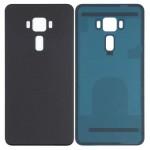 Back Panel Cover For Asus Zenfone 3 Ze552kl Black - Maxbhi Com