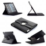 Back Case for Apple iPad 2 Wi-Fi Black