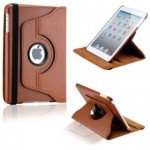 Back Case for Apple iPad 2 Wi-Fi Brown
