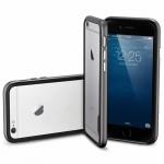 Bumper Case for Apple iPhone 5 Gunmetal