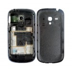 Full Body Housing For Samsung I8190 Galaxy S3 Mini Black - Maxbhi Com