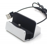 Mobile Holder For Apple iPhone 5S Dock Type White