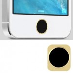 Home Button For Apple iPad 2  Black