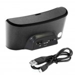 Mobile Holder For HTC Butterfly S   Dock Type Black
