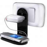 Mobile Holder For HTC Desire X T328E   Dock Type Black