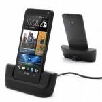 Mobile Holder For HTC One 801e  Dock Type Black