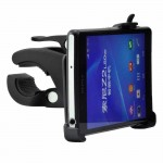 Mobile Holder For Sony Xperia E Dual C1604 Dock Type Black