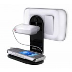 Mobile Holder For Sony Xperia P Lt22i  Dock Type Black