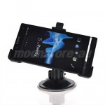 Mobile Holder For Sony Xperia S LT26i Dock Type Black