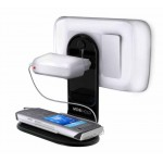 Mobile Holder For Spice Mi-500 Stellar Horizon  Dock Type Black