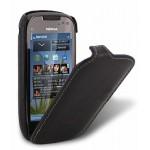 Flip Cover for Nokia E6 E6-00 - Black