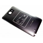 Back Cover for Samsung Galaxy Note N7000 Black