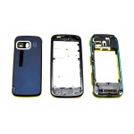 Full Body Housing For Nokia 5800 Xpressmusic Blue - Maxbhi Com