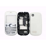 Full Body Housing For Nokia Asha 200 White - Maxbhi Com