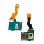 Sim Connector Flex Cable For Sony Ericsson Xperia S LT26i Arc HD