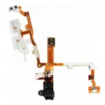 Volume Button Flex Cable For Apple Iphone 3 3g With Earphone Jack - Maxbhi Com