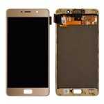 Lcd With Touch Screen For Lenovo P2 Champagne By - Maxbhi Com