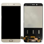 Lcd With Touch Screen For Oppo R9s Plus Gold By - Maxbhi Com