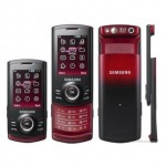 Full Body Housing for Samsung Metro 5200 Red
