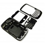 Full Body Housing For Blackberry Curve 8520 Black - Maxbhi.com