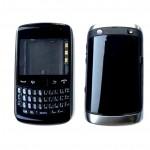 Full Body Housing For Blackberry Curve 9360 Black - Maxbhi Com