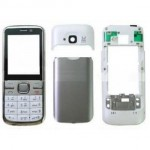 Full Body Housing For Nokia C5 C500 White - Maxbhi Com