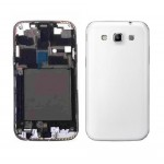Full Body Housing For Samsung Galaxy Grand Quattro Win Duos I8552 White - Maxbhi.com