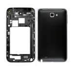 Full Body Housing For Samsung Galaxy Note N7000 Black - Maxbhi.com
