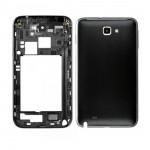 Full Body Housing For Samsung Galaxy Note N7000 Black - Maxbhi.com