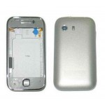 Full Body Housing For Samsung Galaxy Y S5360 Silver - Maxbhi.com