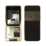 Full Body Housing For Sony Ericsson K530i Black - Maxbhi Com